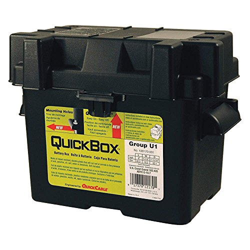 Quickbox 120170 Group U1 Battery Box Funnyboost