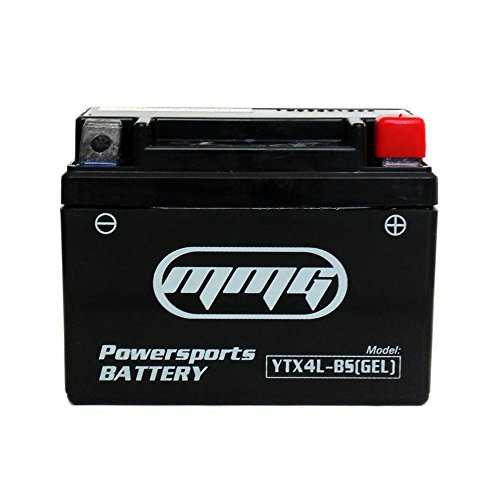 YTX4L-BS High Performance GEL Sealed Battery – ATV TaoTao