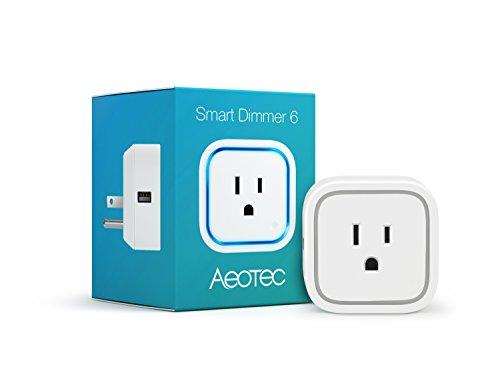 Aeotec WallMote, Z-Wave Plus wireless wall switch, 2 button, 8 scene