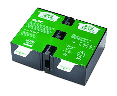 Replacement Battery for APC Back-UPS XS 1500 – FunnyBoost