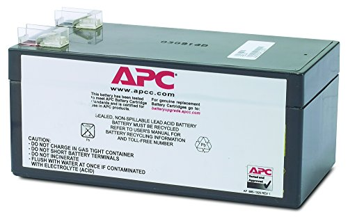 Compatible with APC BACK-UPS ES BE500U – Replacement Battery