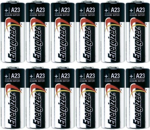 Energizer A23 23a 21 23 Mn21 12v Batteries 50 Pack
